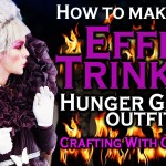 Disney Princess Hunger Games – DIY Effie Party Dress – Crafting With Cocktails (3.05)