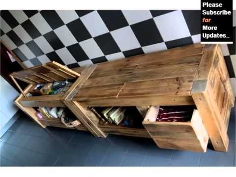 Pic Of Home furniture Manufactured By Making use of Pallet – Tips | Pallets Home furniture Kitchen Romance