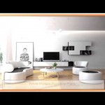 White Modern Home furnishings Programs Romance