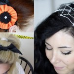 Easy DIY Halloween Hair Accessories – with RoxyRocksTV and Nicole Matthews!