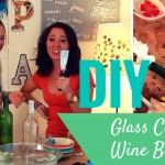 DIY Glass Cutting Wine Bottles- #PinterestFail – Crafting Under The Influence