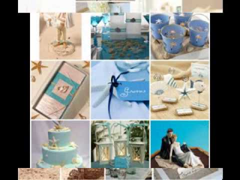 Do-it-yourself Beach front wedding day centerpiece decorating concepts
