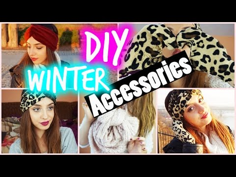 Diy Winter season Accessories/ Holiday getaway Gifts | Tumblr Motivated