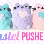 DIY Pusheen Cat Plush – Make Adorable Budget Plushies Using SOCKS!!