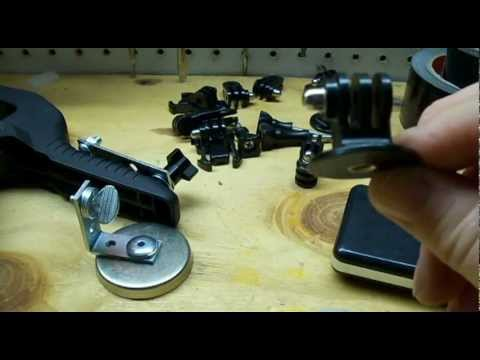 Help / Tutorial for the Gopro accessories – mods, Do-it-yourself projects & much more!
