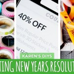 Crafting/DIY New Years Resolutions for 2015 – HGTV Handmade