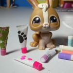 How to Make LPS Chapstick and Lotion : Doll Do it yourself Accessories