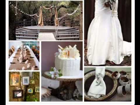 Diy rustic wedding decorations ideas