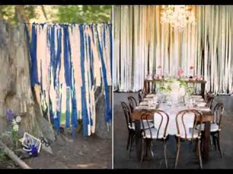 Easy Diy Ideas For Wedding Photo Booth Decorations The