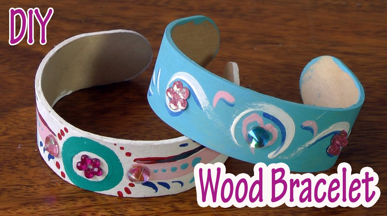 DIY crafts : Wood Bracelet – Ana | DIY Crafts