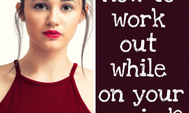 How to work out on your period? | Ask Cassey