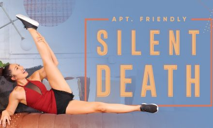 Silent Death Fat Melting Cardio – Apartment Friendly | PIIT28