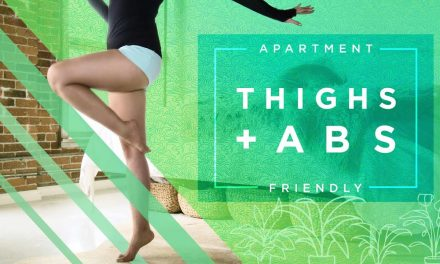 Sculpted Thighs & Tight Abs | Apartment Friendly Workout