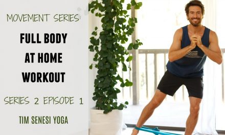 Movement Series – Full Body at Home Workout (Series 2 – Ep 1)
