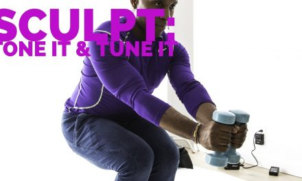 SCULPT: Tone it & Tune it