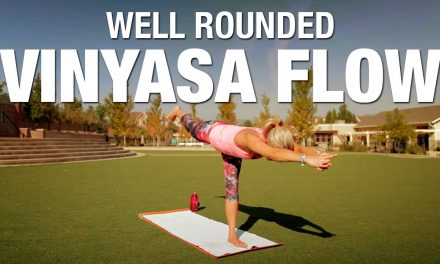 Well Rounded Vinyasa Flow Yoga Class – Five Parks Yoga