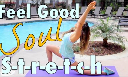 Feel Good Soul Stretches   Takeover Makeover 1