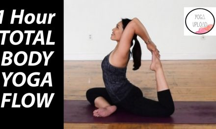 Total Body Vinyasa Flow Yoga – 60 Minutes Intermediate Class