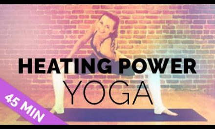 Power Yoga Total Body Workout – Super Pretty Multi Camera Shooting