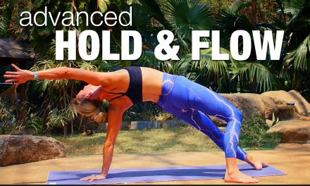 Advanced Hold & Flow Yoga Class – Five Parks Yoga