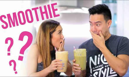 Smoothie Trivia Challenge w/ Phil from Wong Fu!