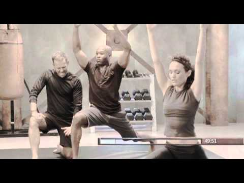 Bob Harper Yoga For The Warrior 01   Main Workout