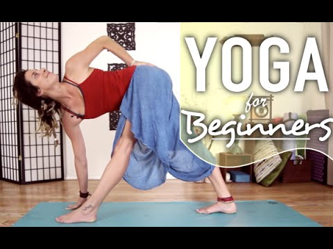 Full Body Beginners Vinyasa – Deep Stretch Yoga