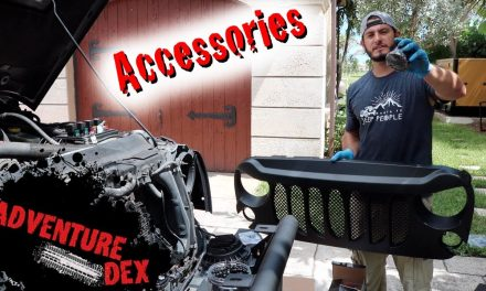 Jeep DIY Accessories – Blue Beast Episode 6