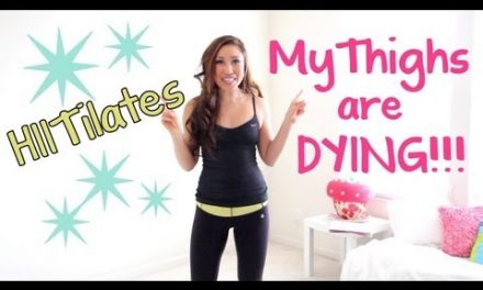 HIITilates: My Thighs are Dying!