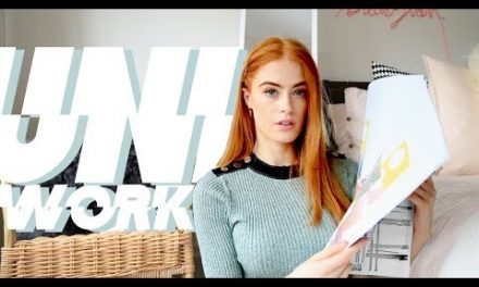 WHAT IT'S REALLY LIKE TO STUDY FASHION DESIGN AT UNI | MY EXPERIENCE | MsRosieBea