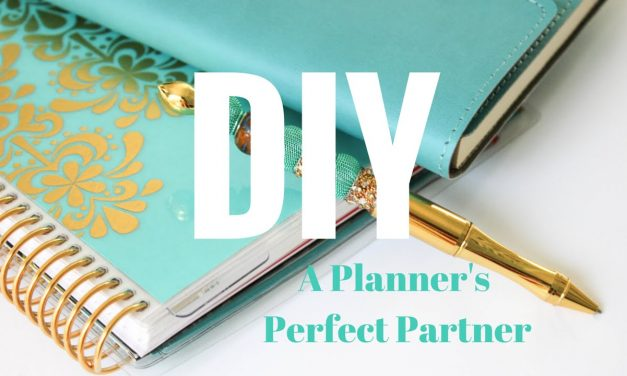 DIY Planner Accessory