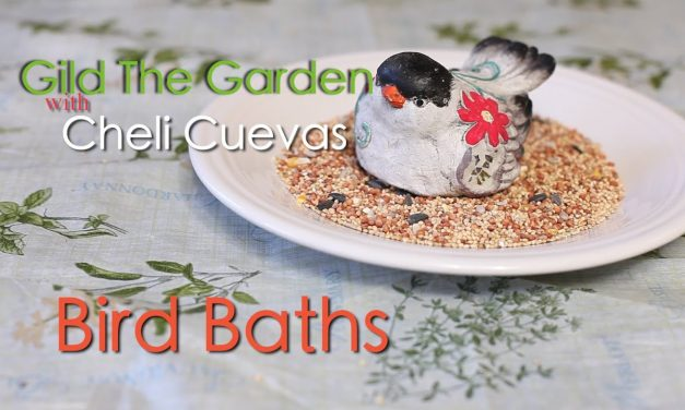 ~ Bird Bath Ideas! ~ DIY