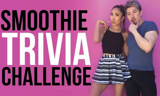 Smoothie Trivia Challenge w/ Guy Tang!