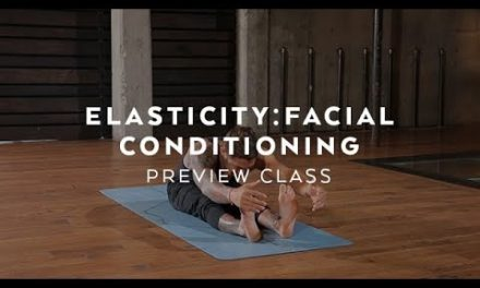 Fascia Conditioning Class with Dylan Werner Yoga