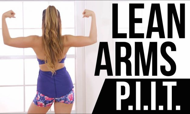 Lean & Toned Arms // PIIT