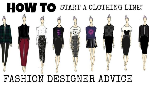 How I Started A Clothing Line & Got Celebrity Clients | FASHION DESIGNER ADVICE