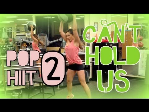 Can't Hold Us | POP HIIT 2