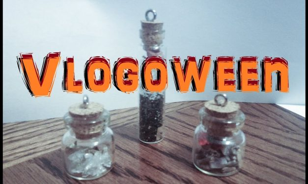 DIY Personal Power Charm Jars | Witchy Crafting