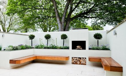 30 Cool Outdoor Landscape Design Ideas for 2018