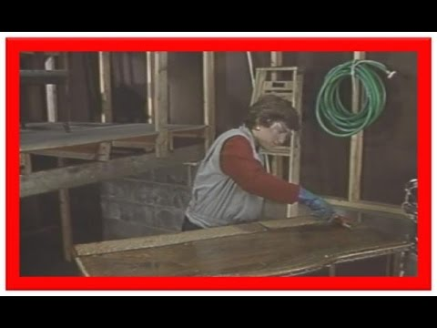 How to Refinish Wood Furniture — How to Restore Old Furniture — DIY Furniture Restoration [2 of 3]