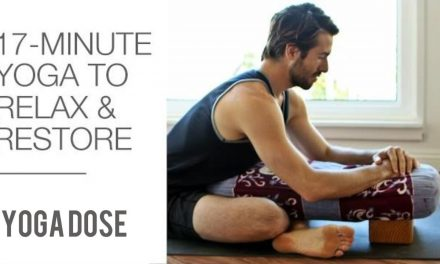 Bed Time Calming Restorative Yoga for Better Sleep | Yoga Dose