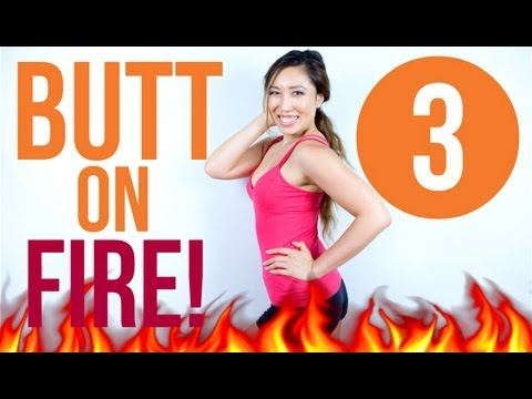 Butt on Fire | POP Pilates