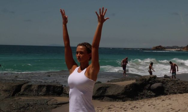 Yoga for beginners – Sun Salutation A & B 15 minutes