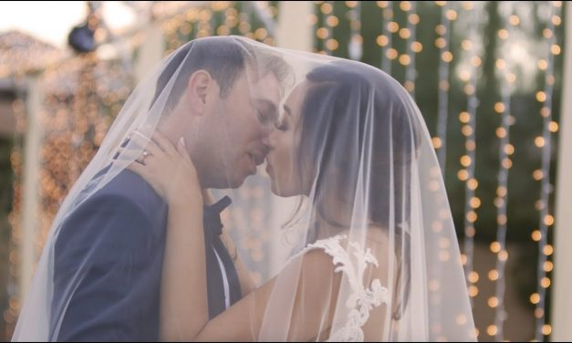 The Enchanted Oasis | Cassey & Sam's Wedding Film