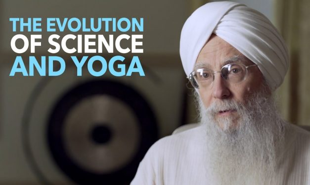 The Evolution of Science and Yoga