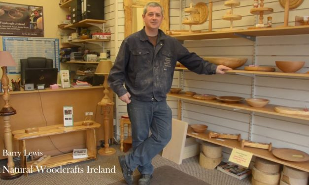 Project on Natural Woodcrafts Ireland