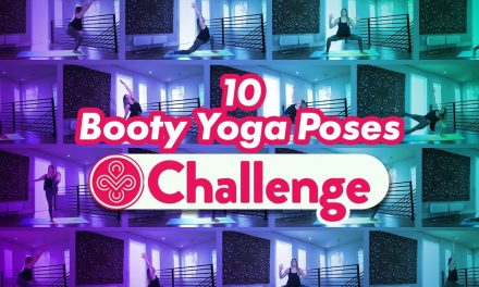 Yoga for Glutes Challenge | 10 Yoga Pose Tutorials for Glutes