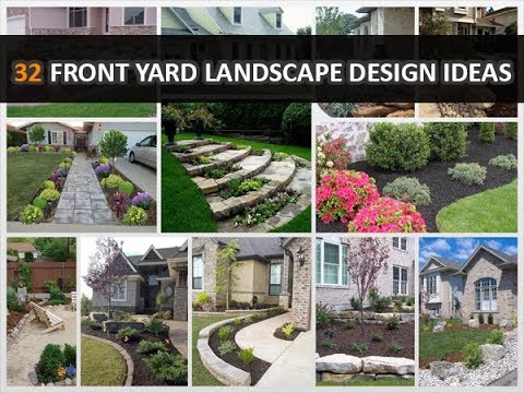 32 Cheap Front Yard Landscape Design Ideas – DecoNatic