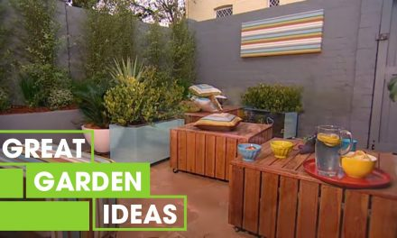 How To Make A Moveable Garden   Gardening   Great Home Ideas