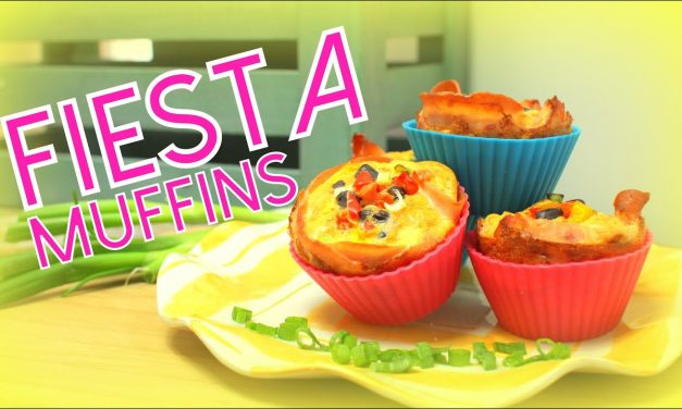 Fiesta Muffins | Cheap Clean Eats